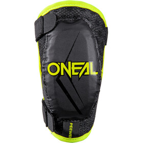O'Neal Peewee Elbow Guards neon yellow